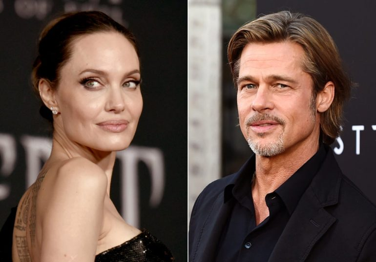 Brad Pitt 'in new legal suit against Angelina Jolie over French vineyard'