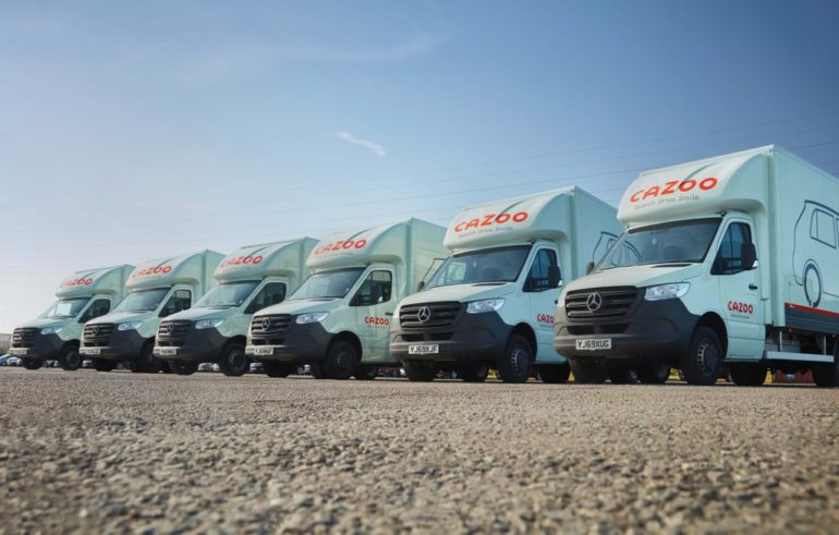 Cazoo revenues up more than five fold as used car demand surges