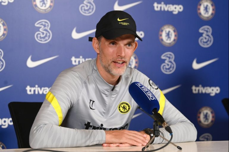 Chelsea FC ready for toughest test in Europe as Thomas Tuchel plays down Man City record