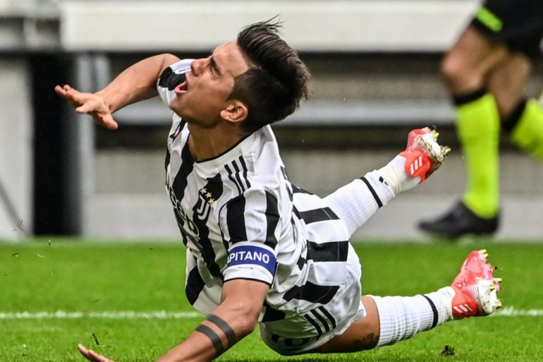Chelsea handed Champions League boost as Juventus rule Paulo Dybala and Alvaro Morata out of Group H tie