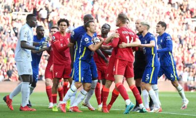 Chelsea hit with two FA charges in wake of Liverpool draw