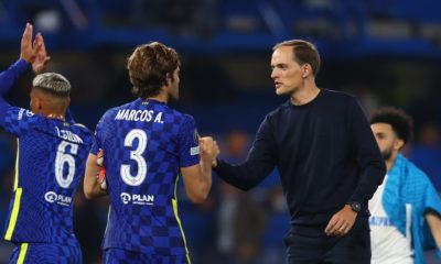 Chelsea boss Thomas Tuchel says Marcos Alonso is 'absolutely committed' against racism