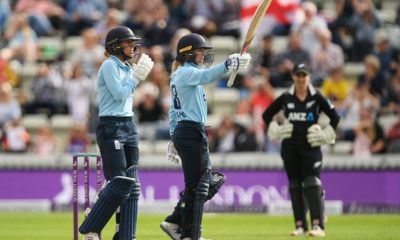 Danni Wyatt marks landmark appearance with starring role as England beat New Zealand in second ODI