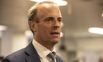 Dominic Raab says evacuations from Kabul airport may resume in 'the near future'