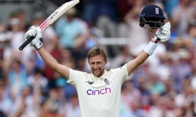 England captain Joe Root moves to top of ICC's Test batting rankings