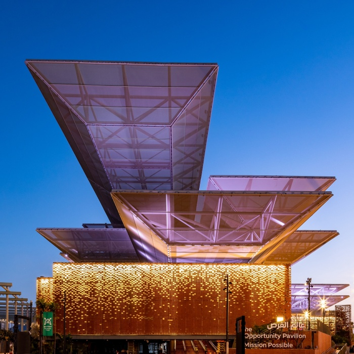 Expo 2020 unveils the Opportunity Pavilion ahead of grand opening