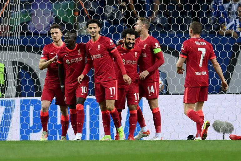 FC Porto 1-5 Liverpool: Mo Salah and Roberto Firmino at the double in Champions League rout