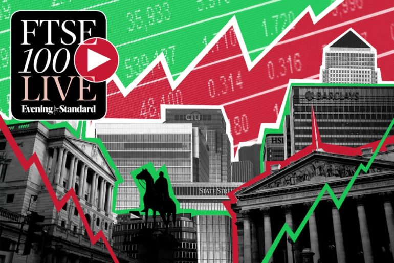 FTSE 100 Live 28 September: Oil price above $80 a barrel ahead of Federal Reserve