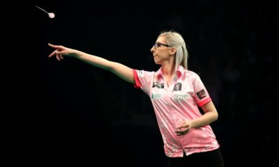 Fallon Sherrock denied first PDC title after losing to Michael van Gerwen in Nordic Masters final