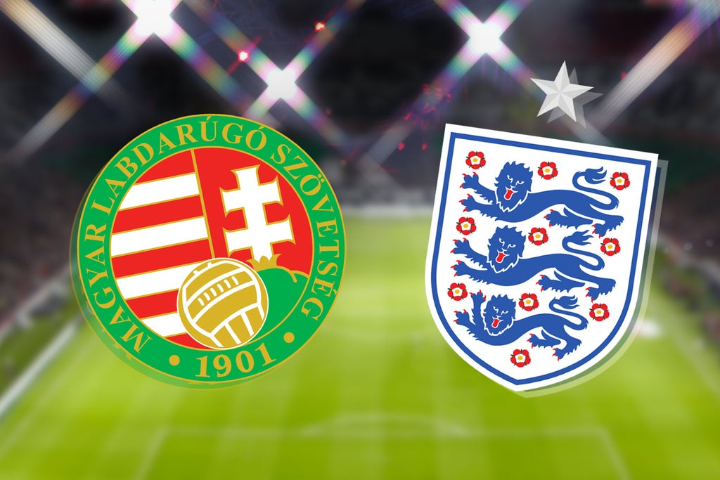 Hungary vs England LIVE! 2022 World Cup qualifier
