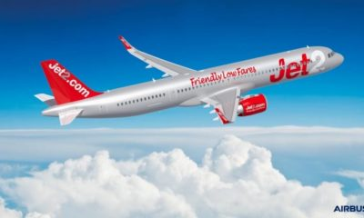 Jet2.com to become Airbus customer with A321neo deal
