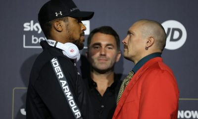 Joshua column: 'I will fight anybody, I would even take on King Kong'