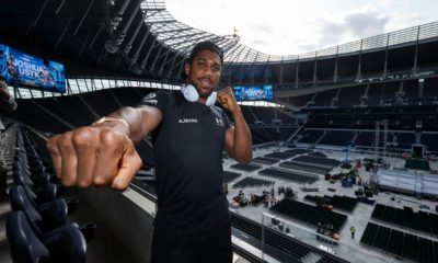 Joshua ready to cut it short or go the distance against Usyk