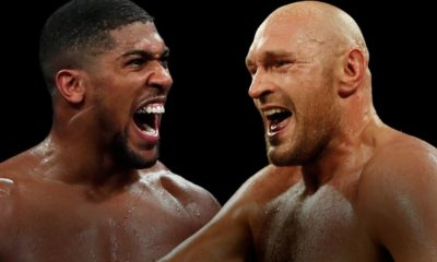 Joshua vs Fury clashes set for 2022 with London frontrunner to host
