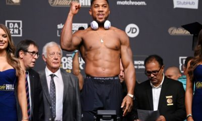 Joshua vs Usyk live stream UK: How to watch online and on TV