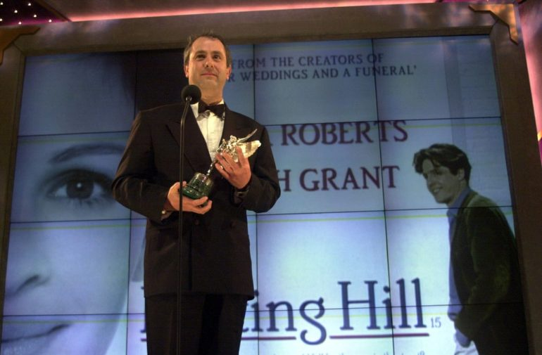 Julia Roberts leads tributes after death of Notting Hill director Roger Michell