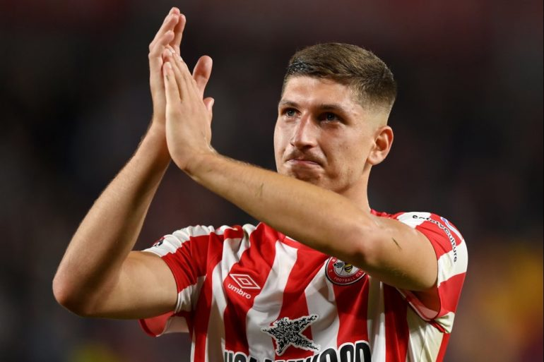 Liverpool draw 'what we dream for as kids', says Brentford midfielder Vitaly Janelt