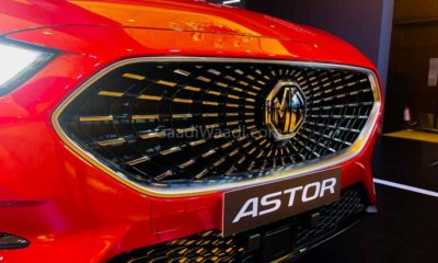 MG Astor To Take On Rivals With Segment-First Autonomous Features