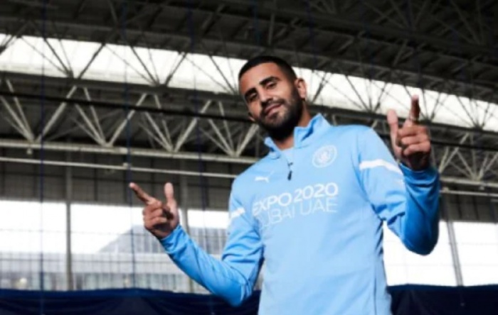 Manchester City signs up with Dubai Expo 2020