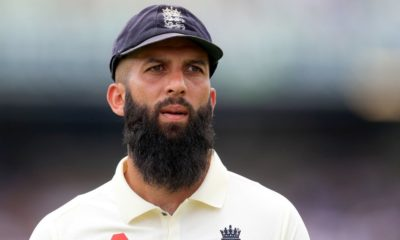 Moeen Ali: England all-rounder announces retirement from Test cricket