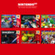 The Nintendo Switch Online + Expansion Pack N64 game selection.