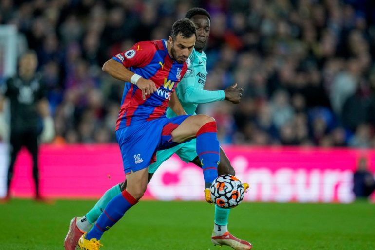 Naive Crystal Palace need to be more clinical, says Luka Milivojevic after late derby agony