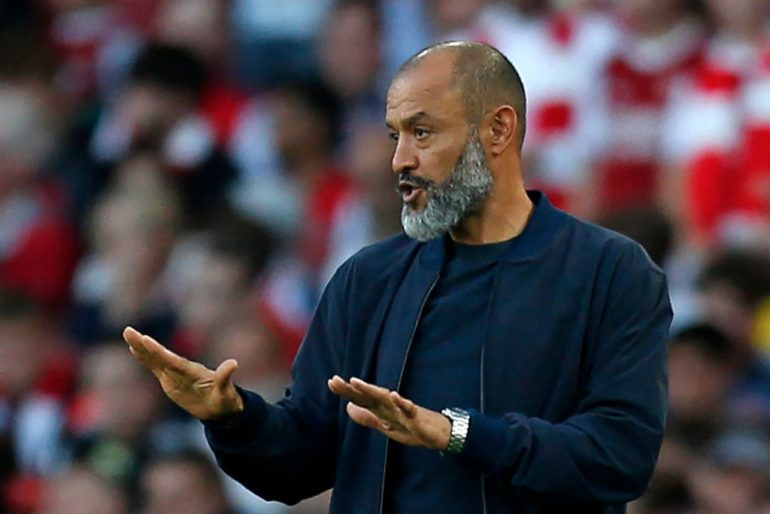 Nuno accepts blame for Tottenham derby loss at Arsenal as he issues fan promise