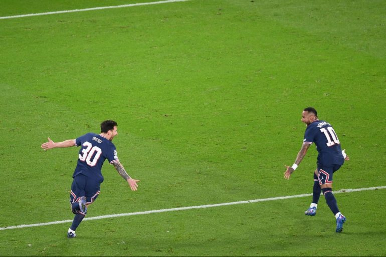 PSG 2-0 Man City: Lionel Messi opens account with vintage strike to seal Champions League win
