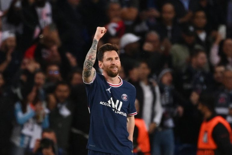Pep Guardiola admits Man City undone by 'fantastic' Lionel Messi goal in Champions League defeat to PSG