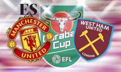 Man United vs West Ham TV channel and live stream: Where to watch Carabao Cup fixture in UK