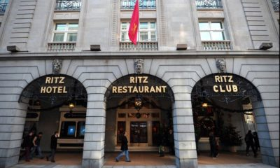 Ritz plans £300m basement spa to compete with the world's elite hotels