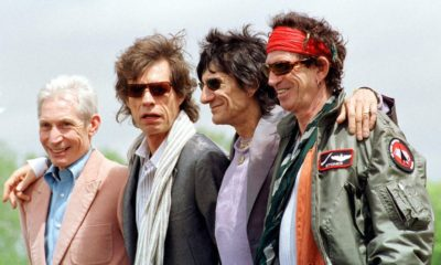 Rolling Stones pay tribute to Charlie Watts at first gig since death