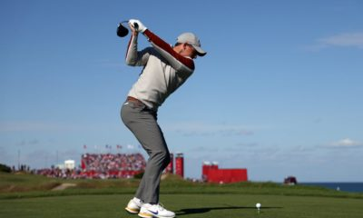Rory McIlroy wants to come out swinging on final day of woeful Ryder Cup
