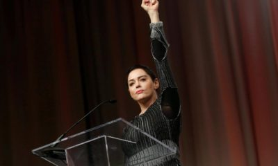 Rose McGowan accuses Oprah of being 'as fake as they come'
