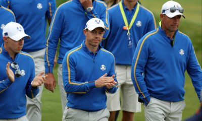 Ryder Cup 2021: Europe drop Rory McIlroy for Saturday foursomes after two defeats on opening day