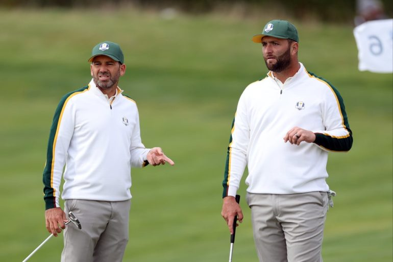 Ryder Cup 2021: Pairings, fixtures and tee times for Friday foursomes