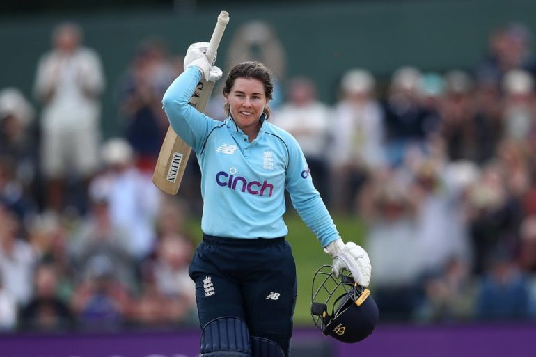 Tammy Beaumont stars as England wrap up dominant 4-1 ODI series win over New Zealand