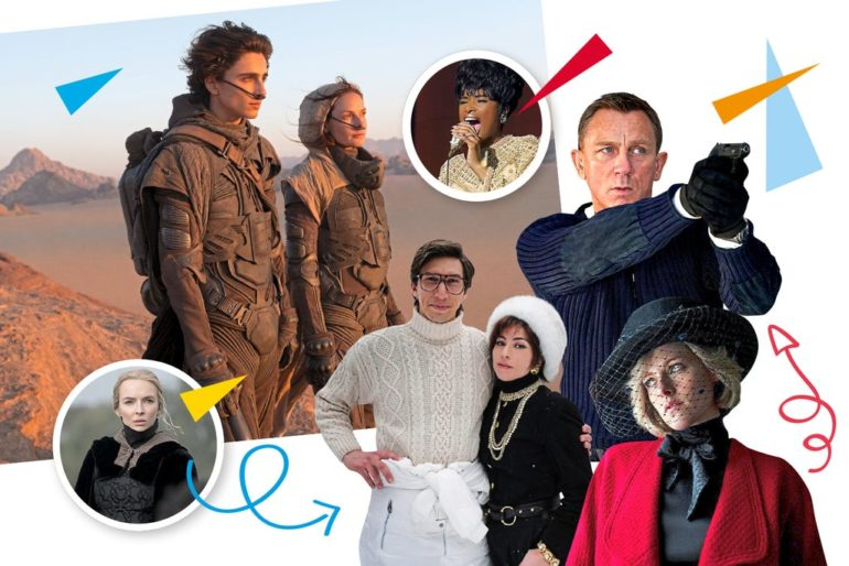 The best films to see this autumn, from Dune to Spencer