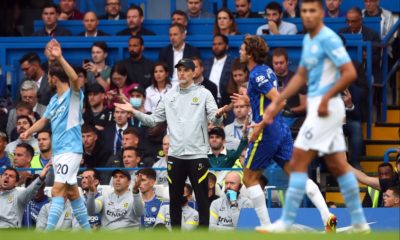 Thomas Tuchel bemoans Chelsea display: 'Man City made us underperform - you cannot expect a result'