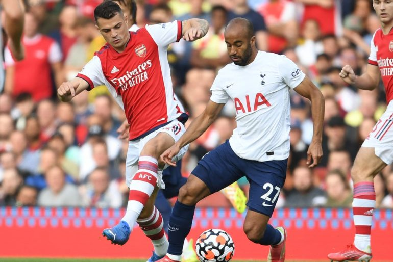 Tottenham's Lucas Moura: We played too many long balls and weren't aggressive enough against Arsenal