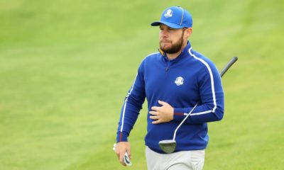 Tyrell Hatton promises to keep his cool during Ryder Cup