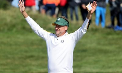 US Ryder Cup team single out Ian Poulter to quash European momentum