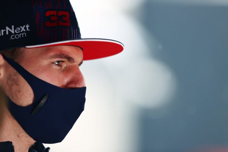Verstappen insists title fight with Hamilton is not about to get nasty